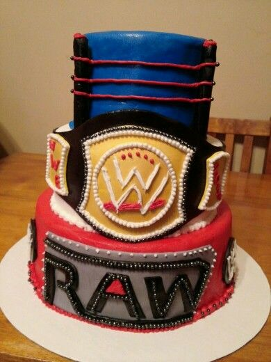 242 best WWE images on Pinterest Wwe cake Wrestling party and