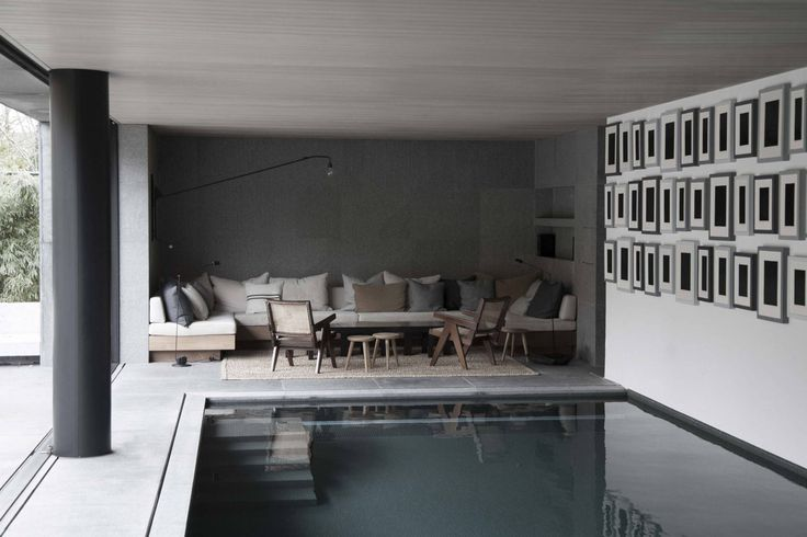 HH Residence, Wilrijk, Belgium. 2010—2012 | Interior renovation for a private residence. | Vincent Van Duysen