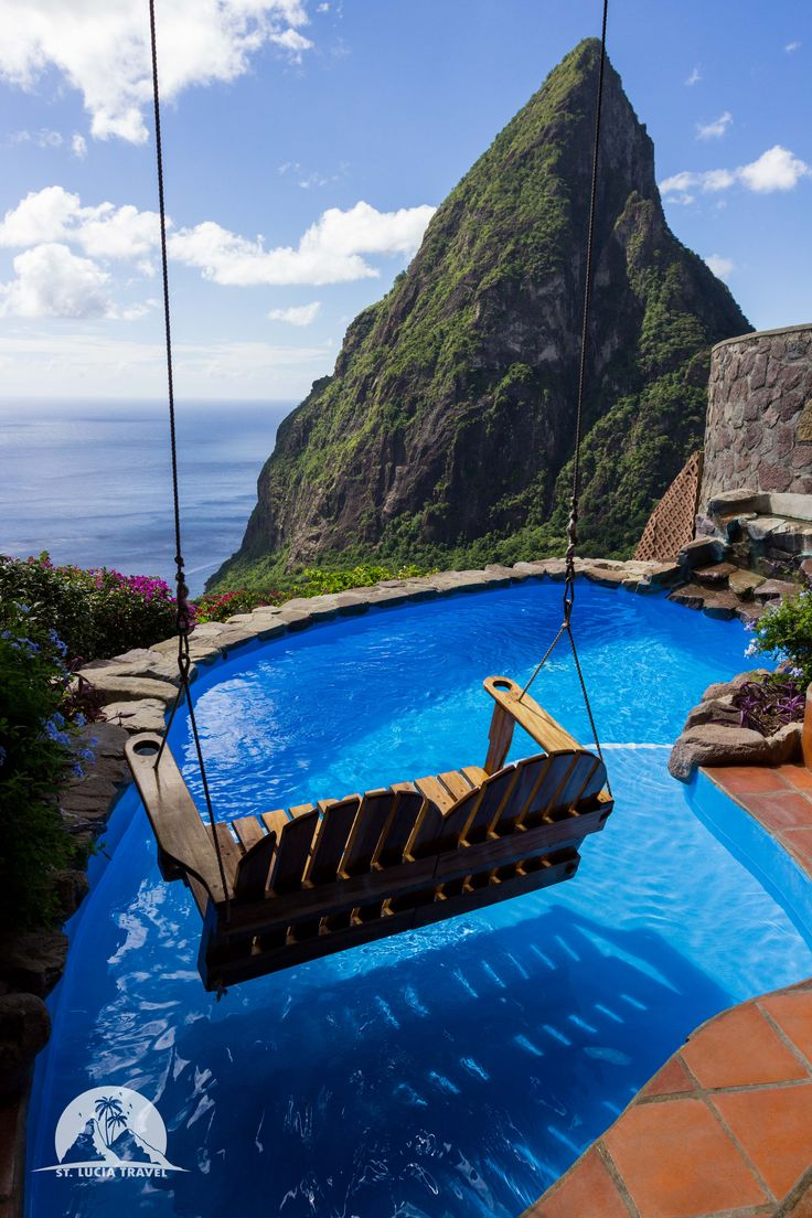 Ladera Resort Airport Transfer From Hewannora International Uvf Find This Pin And More On Top 10 Things To Do In St Lucia