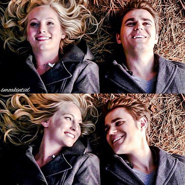 """#TVD 6x13 """"The Day I Tried To Live"""" - Caroline and Stefan"""