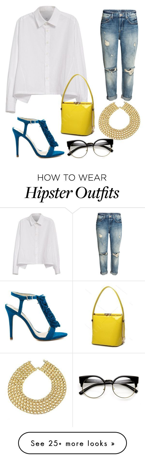 """Cute Hipster Outfits : """"work look"""" by julia-chobonova on Polyvore featuring BCBGeneration Y&"""