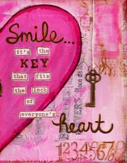Quote Everyone Should Smile: 17 Best Images About Smile Quotes On Pinterest