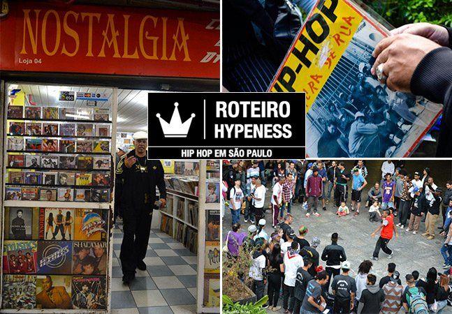 O Centro de São Paulo tem de tudo, mas de tudo mesmo. Em termos musicais, a premissa continua, passando pelo samba, forró, rock, música eletrônica, pop e o rap, que podem ser ouvidos por aquelas ruas. Não por acaso, foi exatamente na esquina da 24 de Maio com a Dom José de Barros onde nasceu a cultura hip-hop na década de 1980. Os jovens da periferia fizeram da região central seu palco de criação e apresentação. Os espaços de mármore no chão eram ideais para a dança. Foi neste endereço que o…