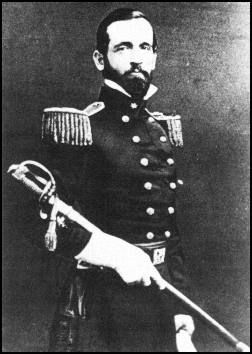 """Richard Brooke Garnett (November 21, 1817 – July 3, 1863) was a career United States Army officer and a Confederate general in the American Civil War. He was killed during Pickett's Charge at the Battle of Gettysburg. Garnett was born on the """"Rose Hill"""" estate in Essex County, Virginia"""