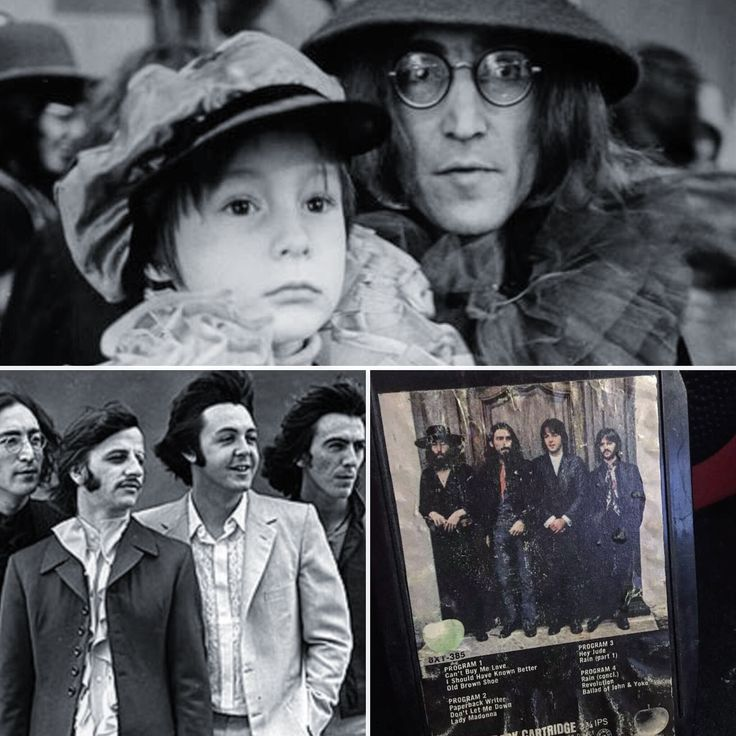 Today in 1968, The first recording session of The Beatles seven-minute epic 'Hey Jude' took place at Abbey Road studios London. The Paul McCartney song was written about John Lennon's son Julian. #johnlennon #julianlennon #heyjude #thebeatles #musichistory #todayinmusic #8trackbeatles #8tracks #8trackparadise