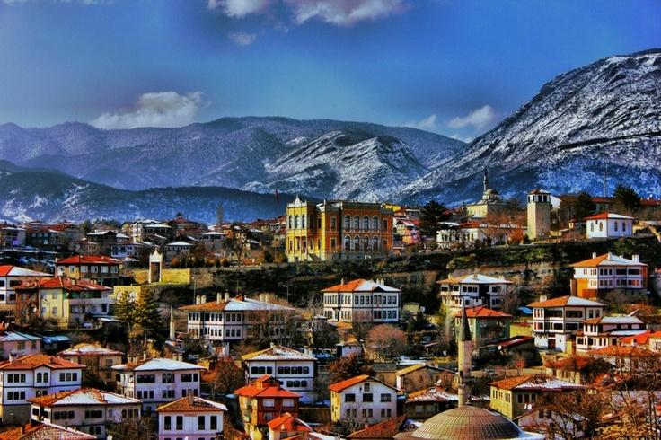 This is Safranbolu !!
