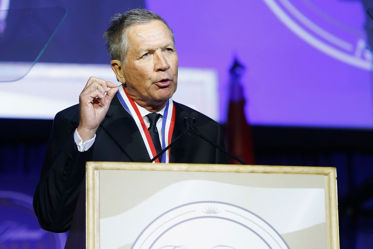 Kasich: This could be the end of the two-party system