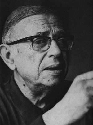 Sartre - La Liberté, ce n'est pas de pouvoir ce que l'on veut, mais de vouloir…