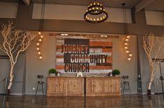 The 25+ best Church lobby ideas on Pinterest   Church design ...