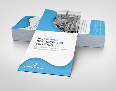 Best Rack Cards Images On   Business Cards Brochure