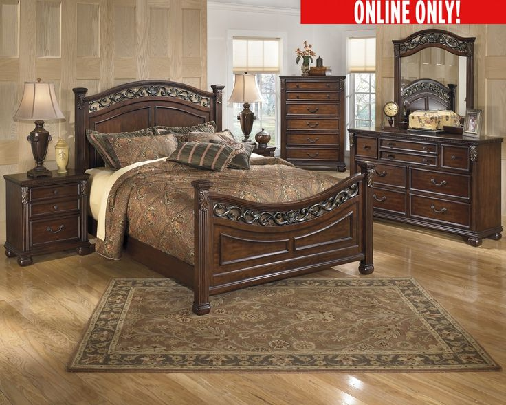Leahlyn Bedroom Set by Ashley Furniture - Online Only — Unique Piece Furniture