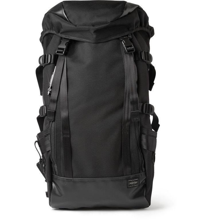 607aa43d7223 Porter Yoshida Kaban - Heat Canvas Backpack