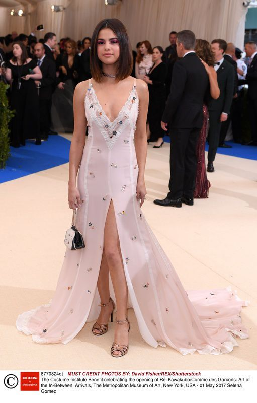 Selena Gomez - Met Gala 2017