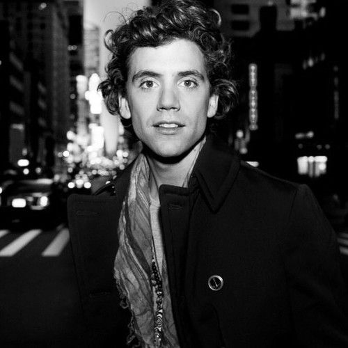 Mika 2009 New York City photoshoot