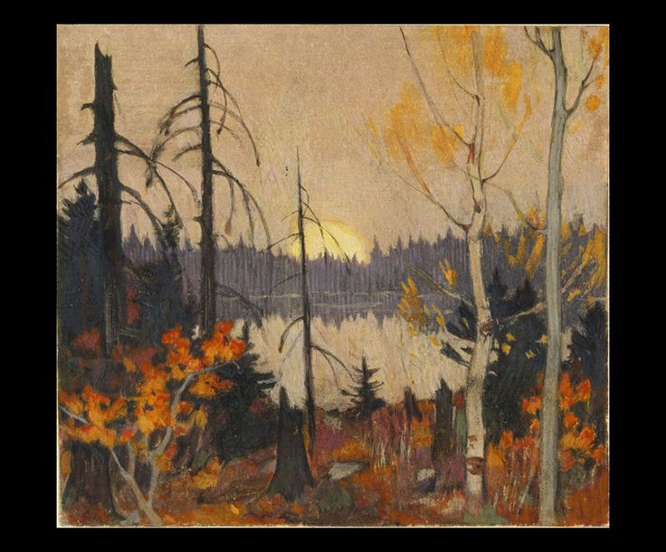 Clarence Gagnon (1881 - 1942), Northern Land, 1928 - 1933