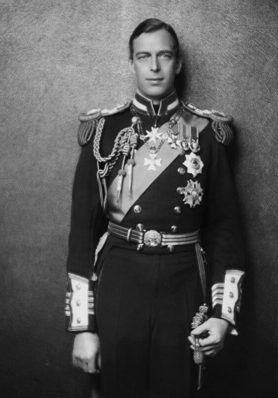 Prince George Duke Of Kent Photographed By Hugh The