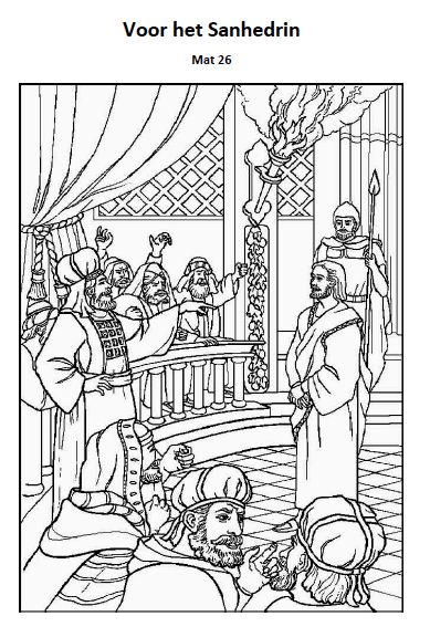 Creed Lesson Holy Week Coloring Pages And Printables