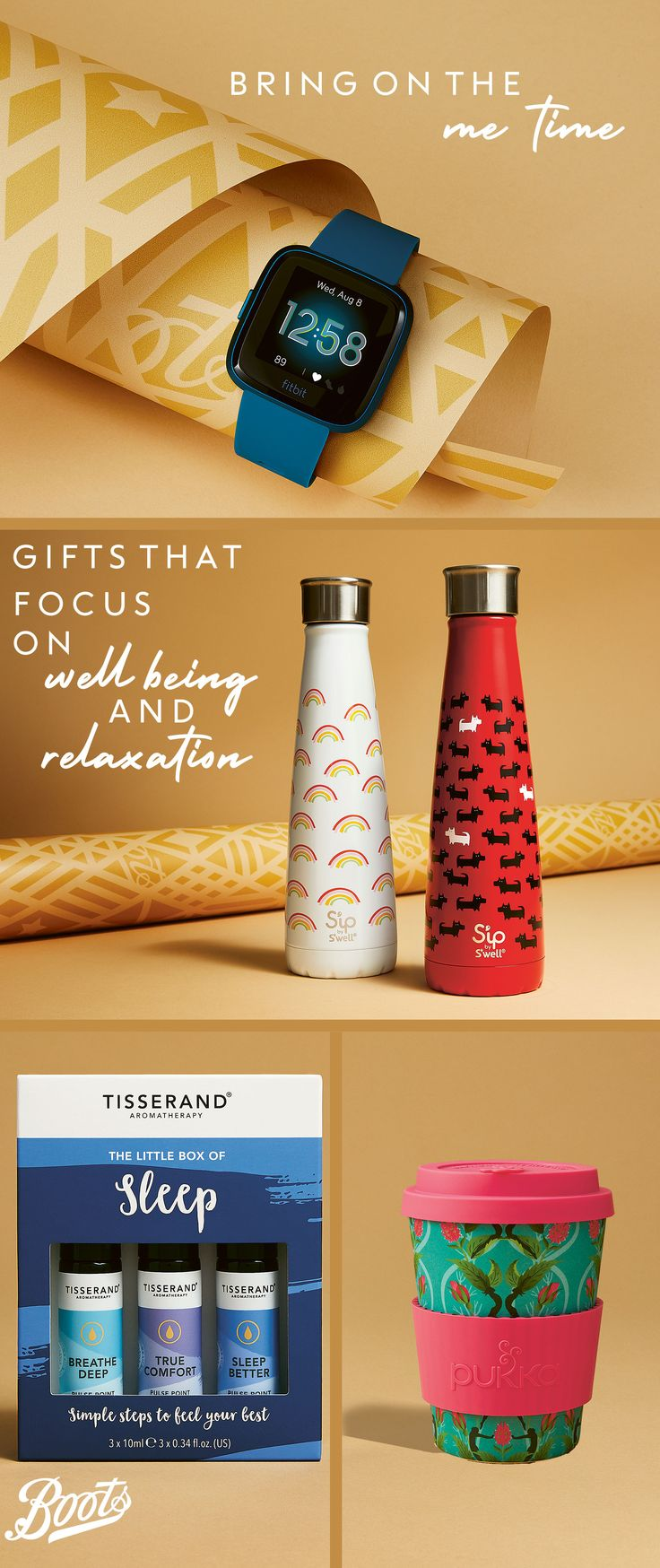 Christmas gifts that focus on well being and relaxation