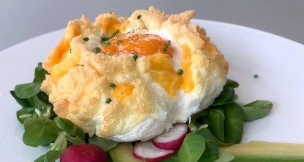 αυγά σύννεφα γιγάντικα, πουπουλένια - Pandespani.com