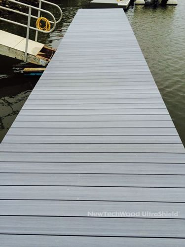UltraShield Composite Decking Mexico, please visit www.newtechwood.com for more information.