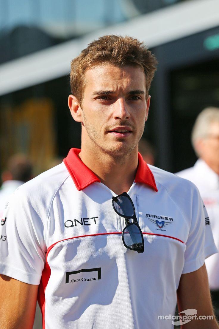 Ferrari Bound Jules Bianchi???