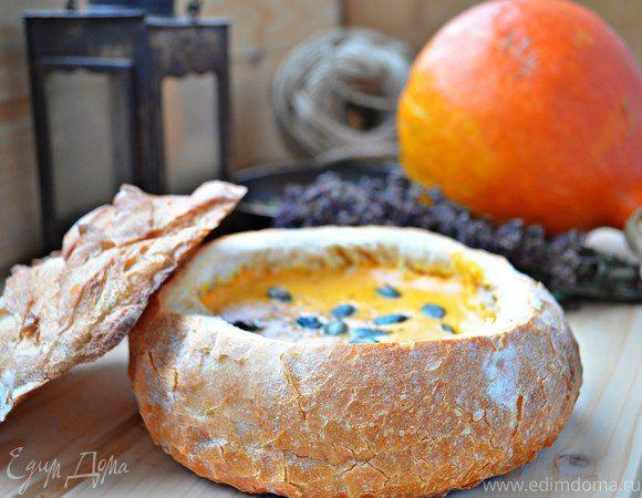 Итальянский тыквенный суп  Невероятно вкусный, ароматный и уютный суп. Добавьте немного маскарпоне, чтобы придать блюду приятный сливочный вкус и сделать его более насыщенным. #готовимдома #едимдома #кулинария #домашняяеда #суп #обед #обеденноеменю #тыквенный #итальянский #маскарпоне #вкусноисытно