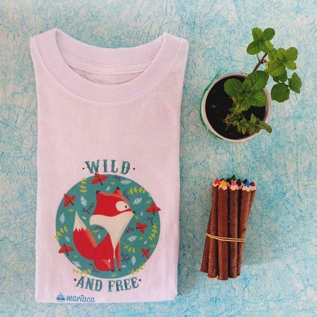 Camiseta para niños INTO THE WOODS