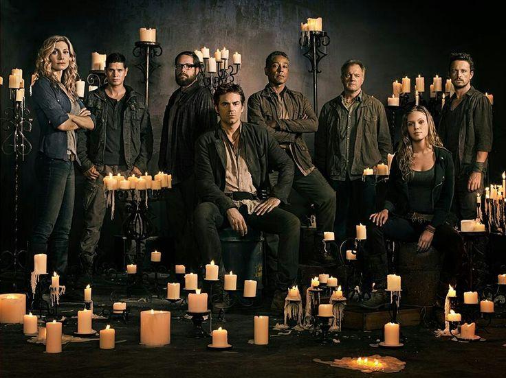 Revolution season premiere tonight at 8pm on NBC