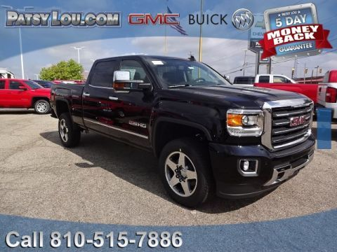 New 2016 GMC Sierra 2500HD SLT 4WD