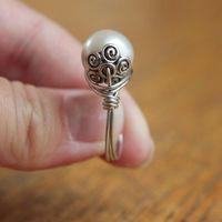 Hacer tu propia joyería con este tutorial de anillo envuelto alambre…