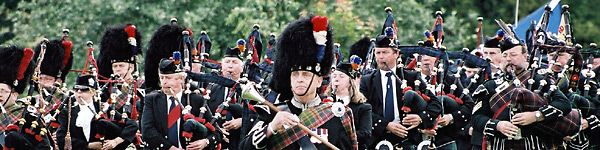 Harpenden Highland Gathering - Sunday July 13th Rothamsted Park Harpenden 10:00 am to 5:00 pm