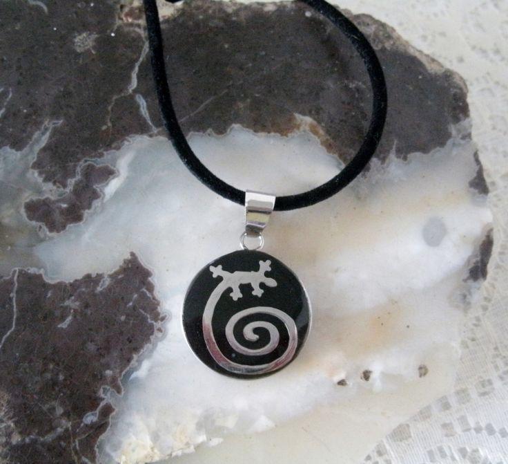 Western Tribal Necklace, southwestern jewelry southwest jewelry men's jewelry native american jewelry theme western jewelry country cowboy by Sheekydoodle on Etsy