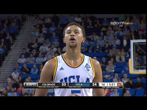 Smartest, most unique bball player at UCLA in at least 3 decades (yes that includes KLove).  Kyle Anderson (UCLA) Full Highlights vs Colorado - 22 Pts, 11 Assists, 7 Reb - YouTube