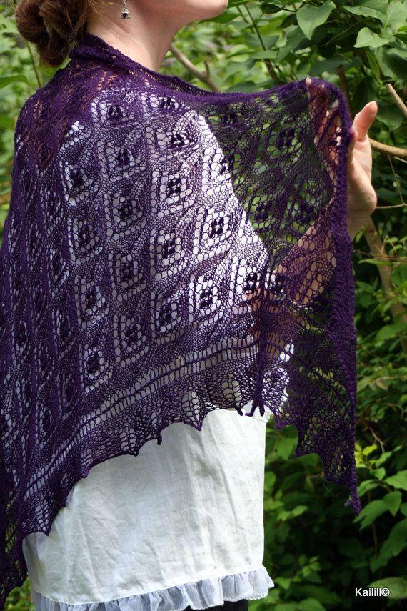 53 Best Estonian Lace Images On Pinterest Knit Scarves Knit Lace
