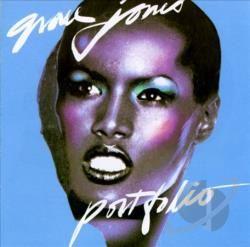 grace jones disco album covers | Jones, Grace - Portfolio CD Cover Art