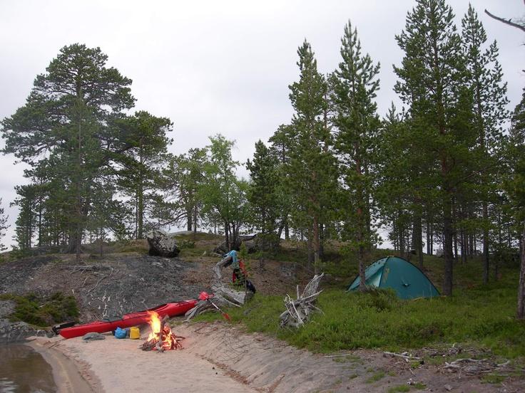 Campamento Libertad !!