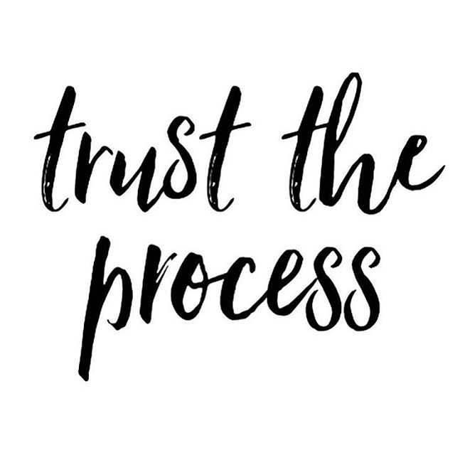 "How's 2019 going for you? . Have you stuck to your intentions? . ""Trust the  process"" was our mantra for 2019. Th… 