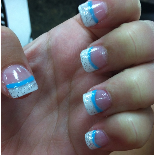 Want my nails like this (: