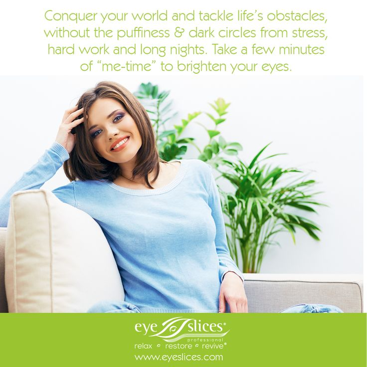Did you know? Results are visible within one application of eyeSlices due to the efficacy of the dermal delivery system PLUS the 20% active ingredients contained within the product! Read more: http://www.eyeslices.co.za/index.php/professional-range