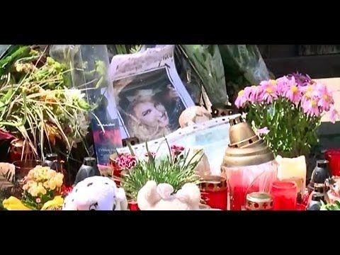 Ivetka Bartošova-Pohreb - YouTube