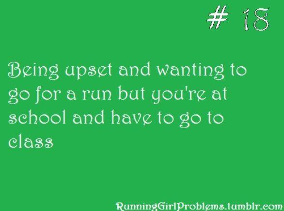 Running Girl Problem #18