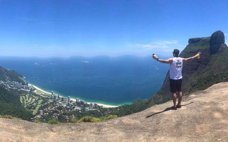 Vista da Pedra Bonita - RJ