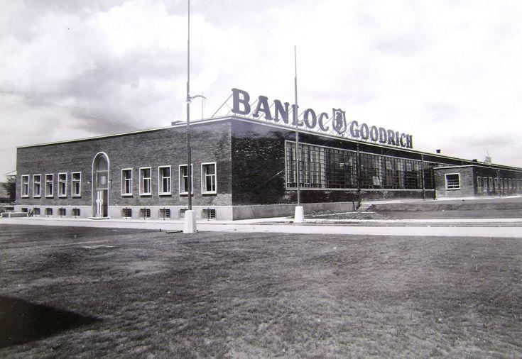 Fabuloasa poveste a companiei BANLOC – GOODRICH, prima fabrică de cauciucuri din România, care produce neîntrerupt de aproape 80 de ani