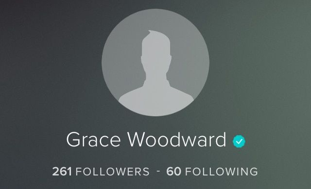 Grace Woodward on Vero