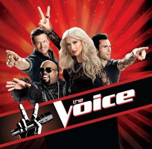 The Voice TV Show Schedule from Monday April 2, 2012 to Tuesday April 17, 2012 on NBC