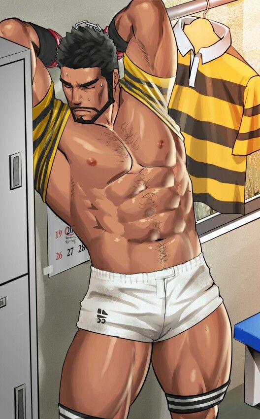 Hot Gay Art 112