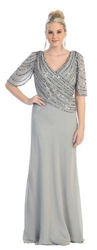 Mother of the Bride Formal Evening Dress #2996 - Buy New: $179.99