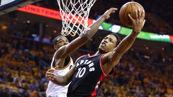 DeMar DeRozan firma 5 años y $139 millones con Raptors - ESPN Deportes