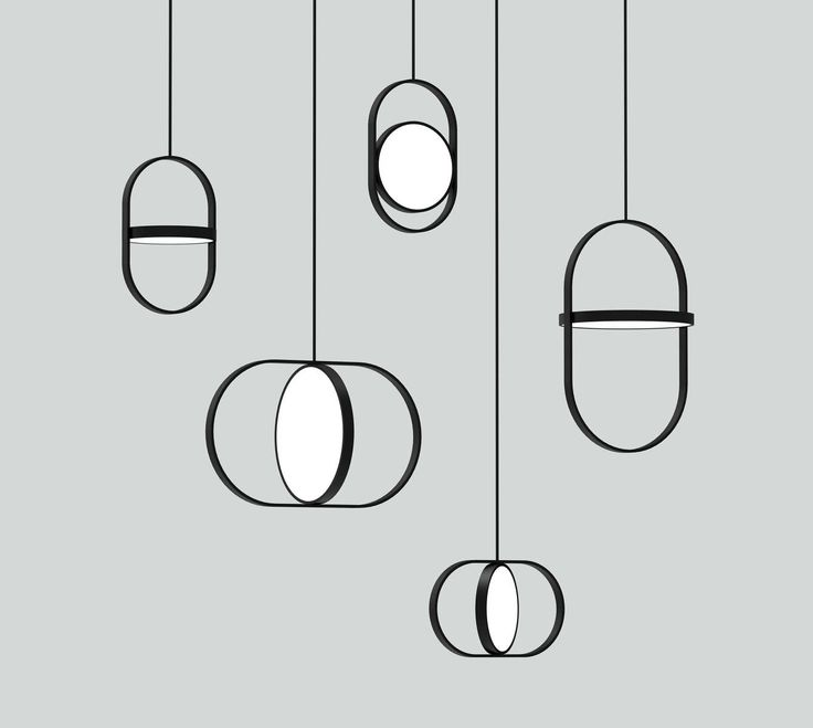 KUU - reversible pendant light - Elina Ulvio