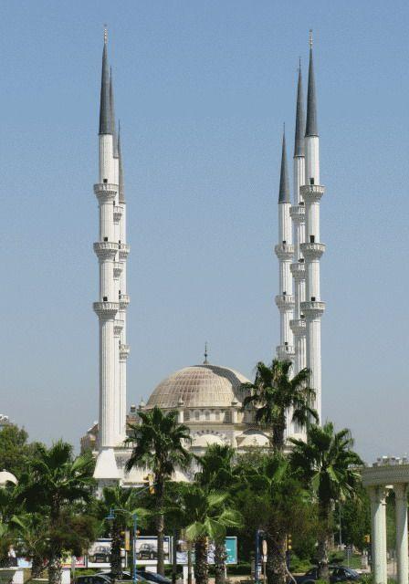 Hz. Mikdat Camii, mosque in Mersin, Turkey